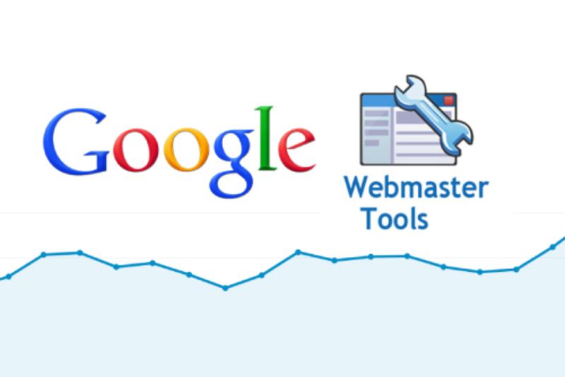 Herramientas de web master con sitemap