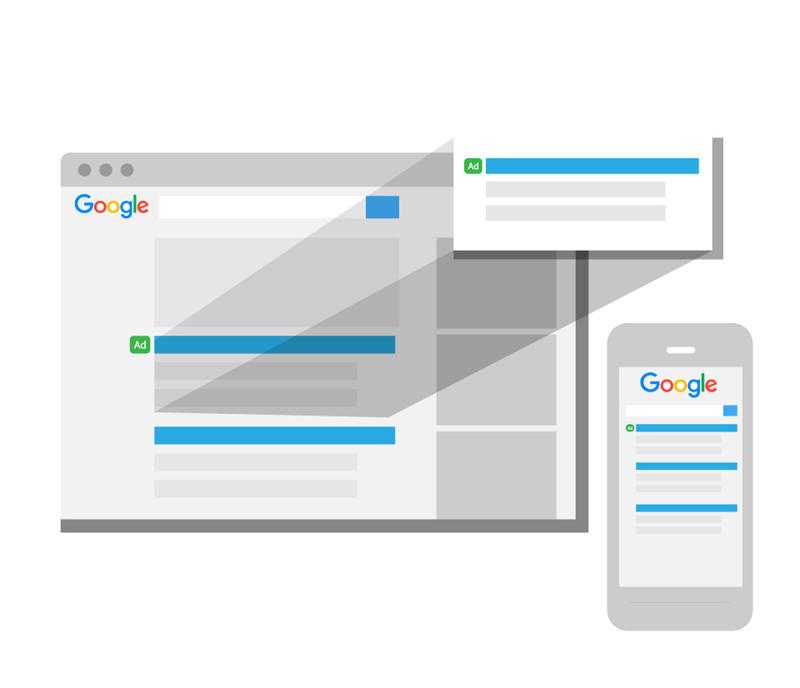 Campaña básica de Google Ads
