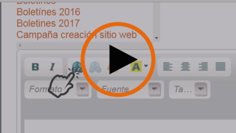 Cómo anexar un link de una página web a la respuesta de un mensaje