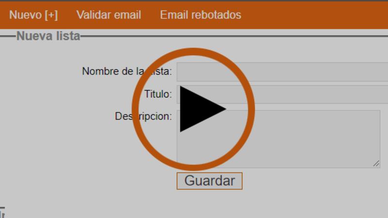 Cómo crear una lista de correos para segmentar los clientes